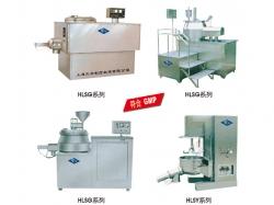 江苏HLSG HLSY系列湿法混和制粒机